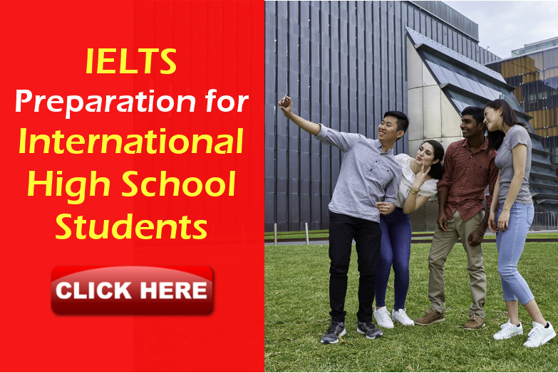 IELTS for International Students